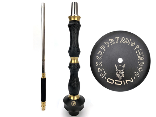 Кальян Odin Brush Black
