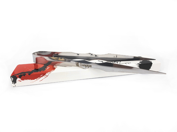 Щипцы для кальяна Samurai (хром)