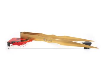 Щипцы для кальяна Samurai Gold 24k