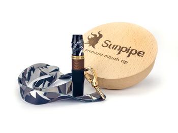 Персональный мундштук Sunpipe Premium Onix 2.0