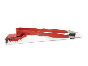 Щипцы для кальяна Samurai Red