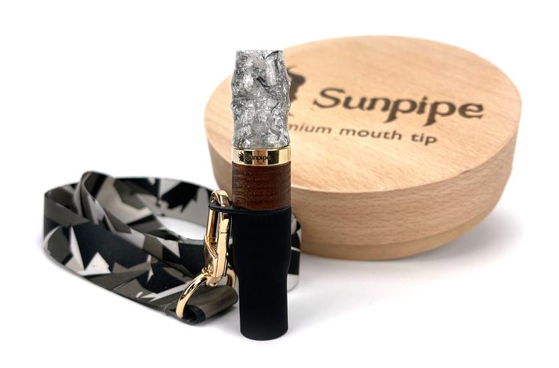 Персональный мундштук Sunpipe Premium Silverhead 2.0